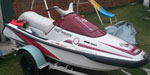 Yamaha Wave Runner 3