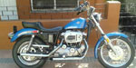 Harley Davidson Iron Head 1000