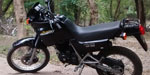Honda NX125 Transcity