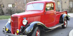 Ford 1936 Pick Up