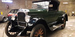 Rugby Voiture 1929