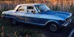 Chevrolet Rally Sport 1972