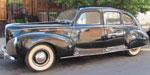 Lincoln Zephyr 1940 V-12 Sed�n