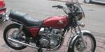 Honda CB650 1980