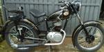Zundapp DB201 1953