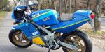 Yamaha YSR 80