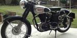 Norton 500 ES2 1948