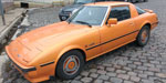Mazda RX7 1981