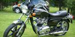 Triumph Bonneville Special