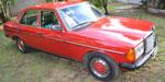 Mercedes Benz C200 1980