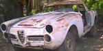 Alfa Romeo 2600 Spider 1969