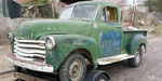 Chevrolet Sapo 1952