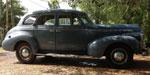 Chevrolet Sedan 1940 Deluxe