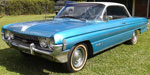 Oldsmobile 98 Holiday Coup� 1961