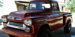 Chevrolet Viking 1959 Pick Up