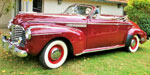 Buick 1941 Coup� Convertible