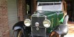 Chevrolet 1929 Woody