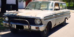 Ford Station Wagon 2doors