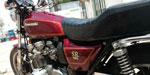 Kawasaki SR 650 1981