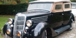 Ford V8 Pheaton 1935