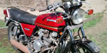 Kawasaki KZ 550 1981