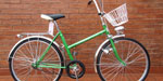 Bicicleta Desmontable Rodado 24