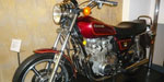 Kawasaki SR650