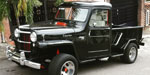 Jeep Willys Pick Up