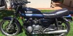 Kawasaki Z750 1981
