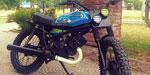 Honda Scrambler MB100