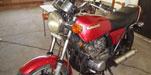Kawasaki KZ 550