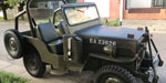 Willys Hurricane M606 1965