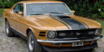 Ford 1970 Mustang Mach 1
