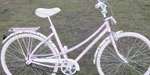 Bicicleta Paseo Caloi Ceci R26