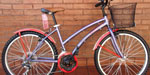 Bicicleta Urbana Travel R24