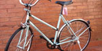 Bicicleta Paseo Light R24