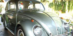 Volkswagen Sunroof 1958