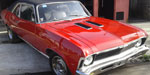 Chevrolet Chevy SS 1970