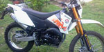 Motomel XMM 250 ON OFF