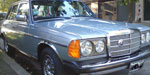 Mercedes Benz 300 Turbodiesel