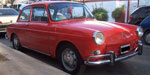 Volkswagen Nochback 1967