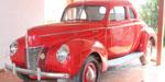 Ford 1940 Coupé De Luxe