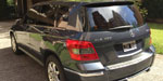 Mercedes Benz GLK City 2011
