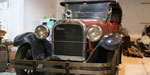 Dodge 1925 Doble Phaeton
