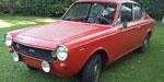 Fiat 125 S Coupé