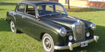 Mercedes Benz 180 Nafta