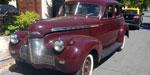 Chevrolet Special Deluxe 1940