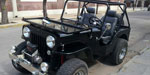 Jeep Willys Hurricane