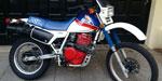 Honda XL600R 1987