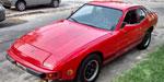 Old Car Porsche 924